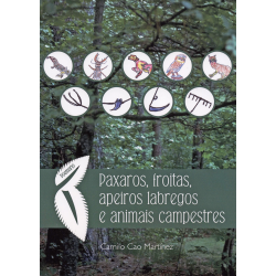 Paxaros, froitas, apeiros labregos e animais campestres