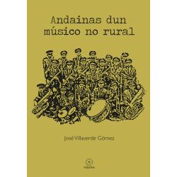 Andainas dun músico no rural