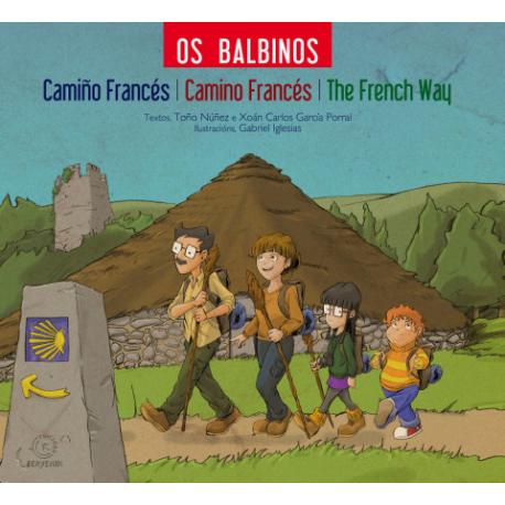 Os Balbinos. Camiño Francés