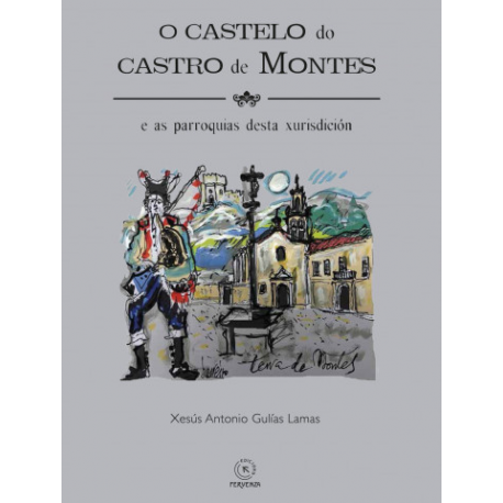 O castelo do castro de Montes