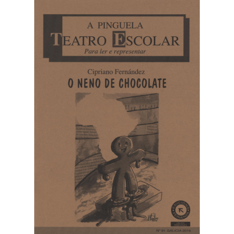 O neno de chocolate