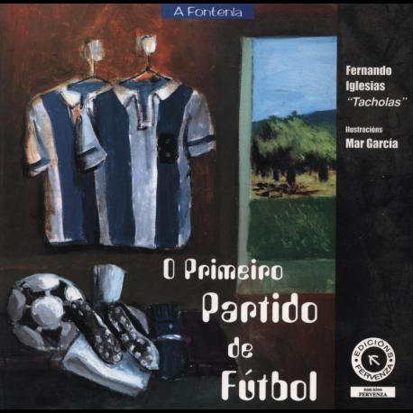 O primeiro partido de fútbol