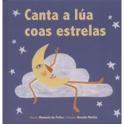 Canta a lúa coas estrelas