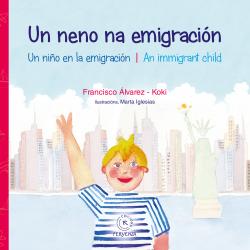 Un neno na emigración